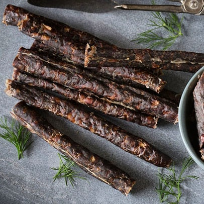Ke Nako Biltong - The best artisan South African food producers in the UK